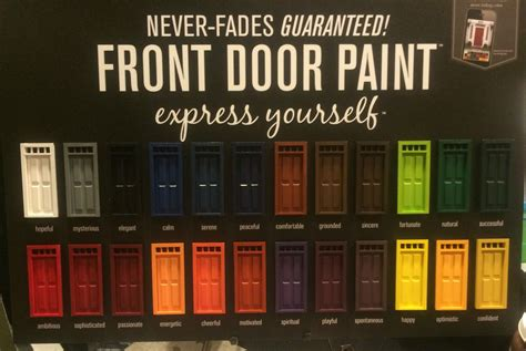 Modern Masters Front Door Paint   A Sweet Berry's Blog