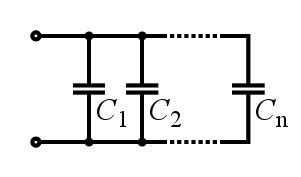 capacitors on parallel capacitors and dielectrics boundless physics