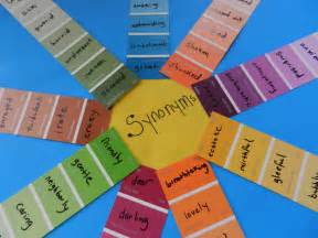 color synonyms smallworld ultimate guide to creative writing resources