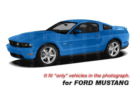 ford mustang windshield decals roush logo windshield vinyl decals sticker custom 1pcs for