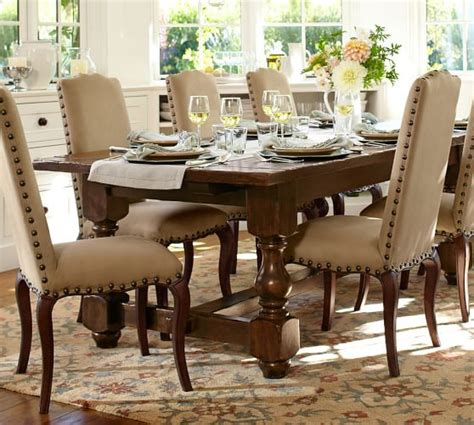 pottery barn dining table bukit