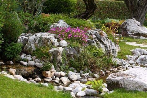 foto giardino roccioso realizzare giardini progettazione giardini come
