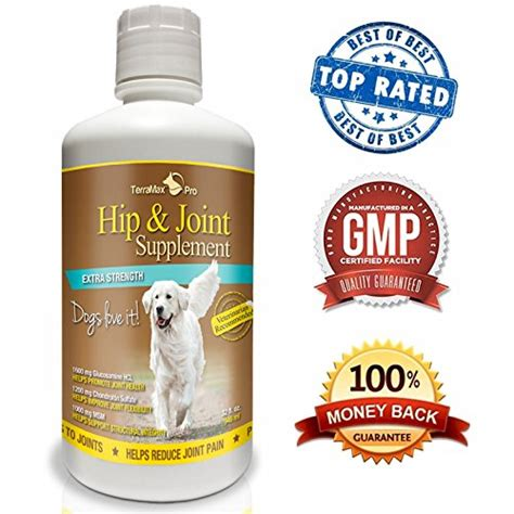 best glucosamine for dogs best hip and joint supplement for dogs liquid glucosamine with chondroitin msm and