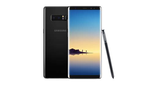 Galaxy Note8 on with the samsung galaxy note8 think big