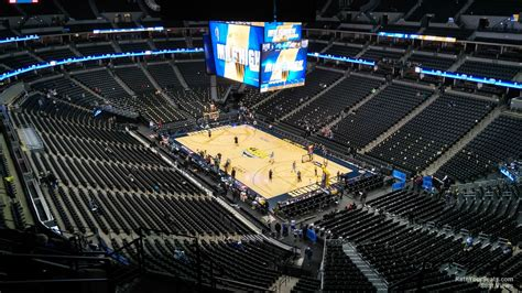 what is section 370 pepsi center section 370 denver nuggets rateyourseats com
