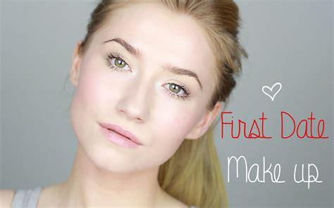 mac makeup tutorial natural first date make up tutorial geeknchic youtube