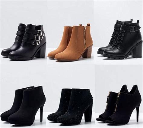 fotos zapatos invierno 2015 los mejores zapatos de bershka colecci 243 n oto 241 o invierno 14
