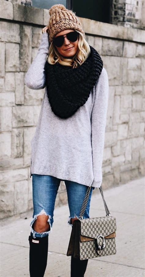 Ways To Wear An Oversized by Ways To Wear Oversized Sweaters All For Fashions