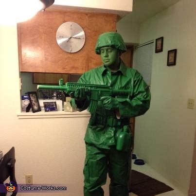 toy story toy soldier costume  sew diy costumes
