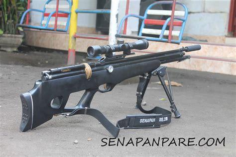 Laras Polos Tanpa Alur Od 8 60cm Untuk Paser Ikan Murah 1 gejluk bullpup rotary senapan pare
