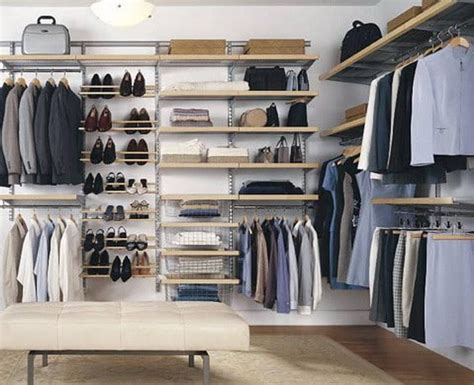 Clothes Closet Storage Ideas by 18 Wardrobe Closet Storage Ideas Best Ways To Organize