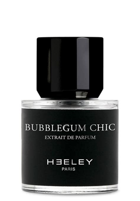 Parfum Vitalis Femme Chic bubblegum chic extrait de parfum by heeley luckyscent