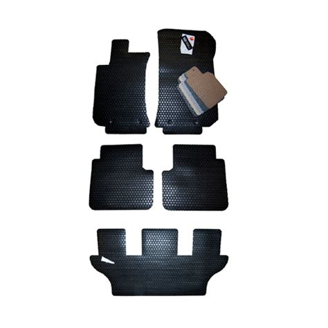 Ford All Weather Floor Mats by Ford Explorer Custom All Weather Floor Mats