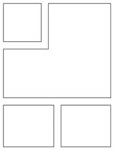 Graphic Novel Template by 8 Best Images About Graphic Novel Comic On
