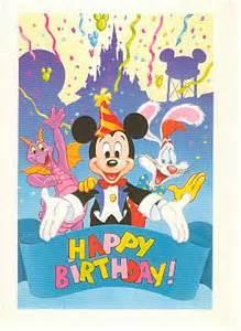 birthday cards ideas disney birthday card design
