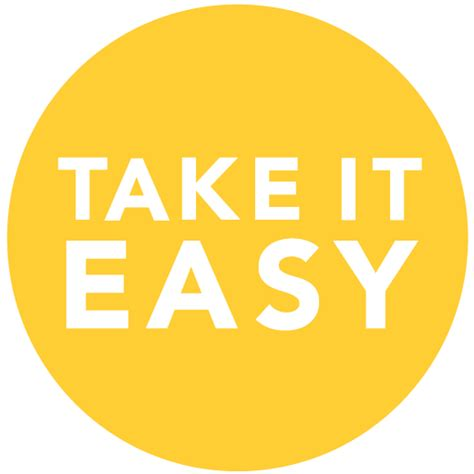 Take It Easy take it easy photo and videotape