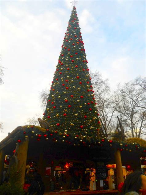 hyde park winter wonderland 2014 london