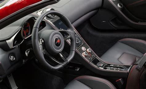 Mclaren P1 Interior by 2014 Mclaren P1 Interior Black Top Auto Magazine