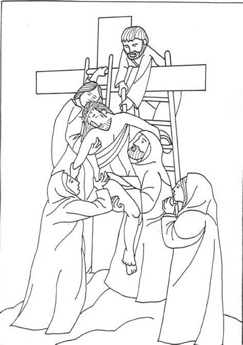 imagenes para colorear la semana santa im 225 genes de semana santa dibujos para colorear colorear