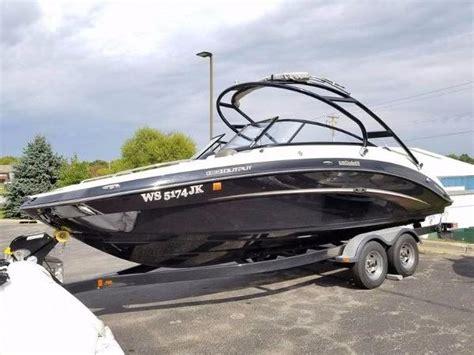 yamaha boats reviews yamaha 232 limited s review boats