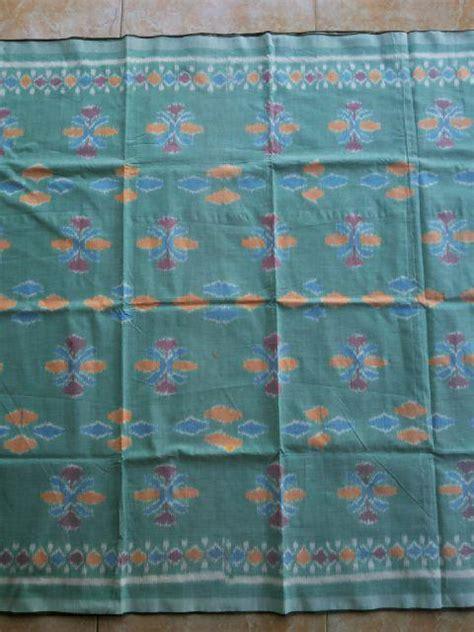 Kain Tenun Ikat Asli Tradisional Etnik Etnic tenun motif bunga toko kain tenun