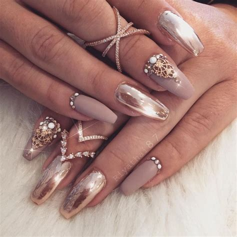 Ongles Nail by 17 Best Ideas About Chrome Nails On Nails