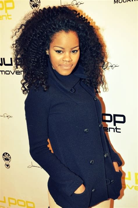 hairstyles for sewn in hair extensions 239 best images about teyana taylor on pinterest her