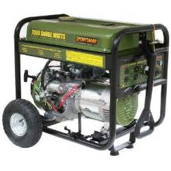 home depot portable generators sportsman 7 000 watt gasoline powered electric start