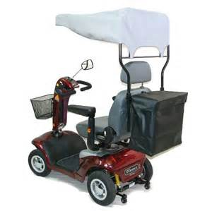Scooter Canopy by Mobility Scooter Rear Bag Amp Canopy Ajm Home Health Care