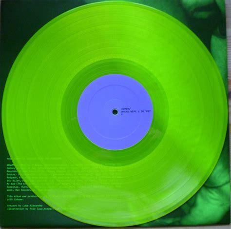 Where Were U In 92 Vinyl - zomby where were u in 92 12 inch