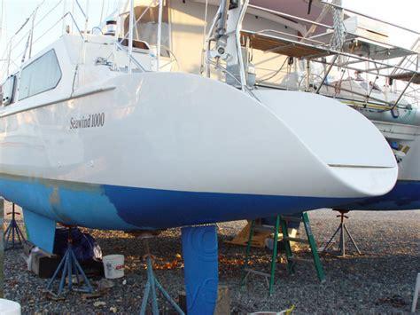 design engineer jobs hull seawind 1000 catamaran hull extensions 16 job photos