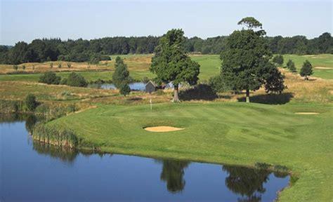 woodwork courses surrey merrsit wood guildford surrey golf course information