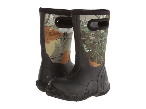 barn boots sale roper neoprene camo barn boot toddler kid at