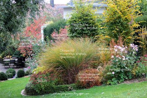 Ein Schweizer Garten by Ein Schweizer Garten Quot Indian Summer Quot Im Gartenbeet Garten Indian Summer Sommer