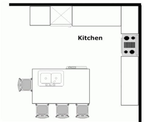 small kitchen floor plans with islands kitchen design pictures kitchen floor plans and layouts