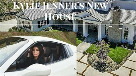 kylie jenner new house kylie jenner s new hidden hills house 2016 youtube