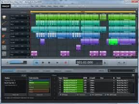 Garageband Mixer The Top Audio Midi Sequencers Audiofanzine