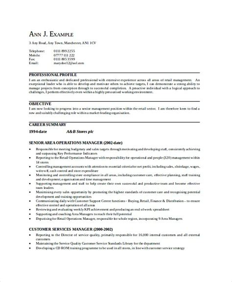 Operations Team Leader Sle Resume by Sales Operations Manager Resume