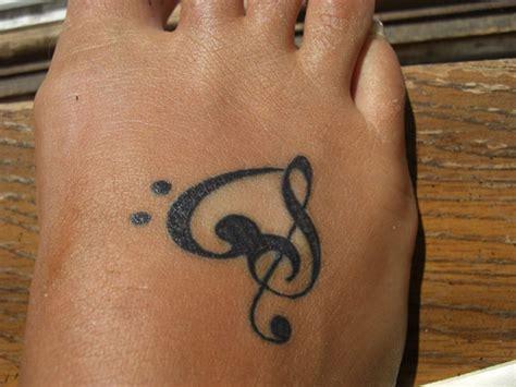 treble clef heart tattoo 50 treble clef tattoos tattoofanblog