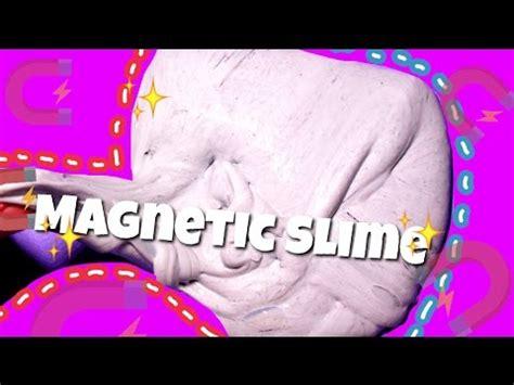 Cara Membuat Slime Wangi | slime magnet wangi coklat diy magnetic slime cara