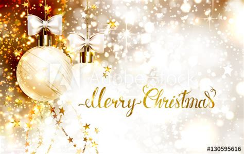 where to buy constructuve christmass wal paer evening balls with white bows and golden garlands merry gold lettering on the