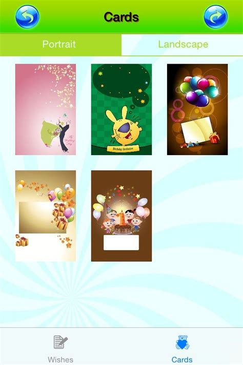 gretting card template app invitation greeting cards ios app source code photo