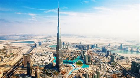 who built burj khalifa how many floors does burj khalifa