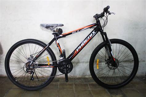 Sepeda Mtb Tipe Am jual sepeda gunung sepeda mtb 26 type 166 8