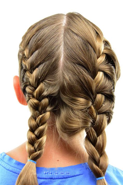 french braid hairstyles for girls french braids 2018 mermaid half up side fishtail etc