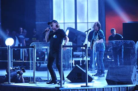 bazzi grammy special look ac dc rehearses for grammys performance