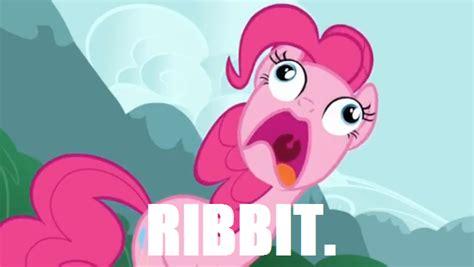 Pinkie Pie Meme - frog face pinkie pie meme by hewytoonmore on deviantart