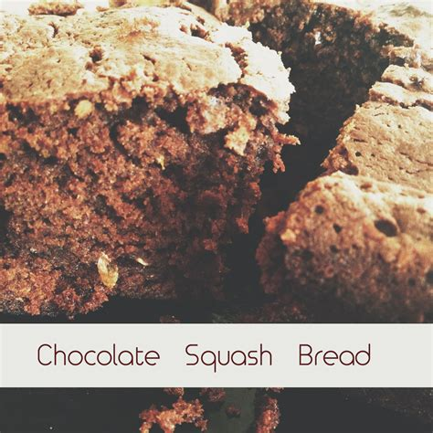 Detox Cocoa Bread Recipe by Gluten Free Chocolate Squash Bread Recipe