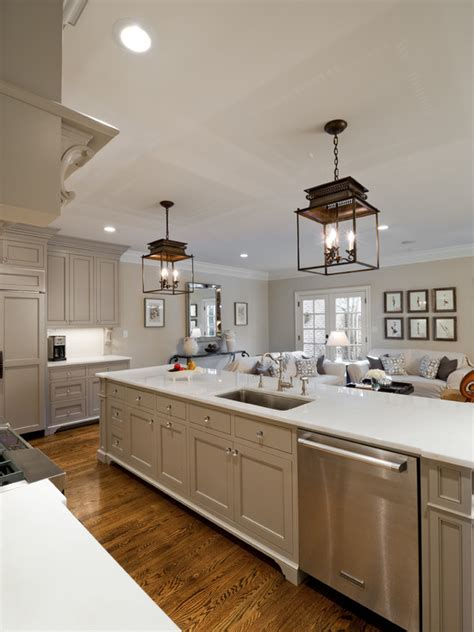 Kitchen Cabinet Contractors Kitchen Cabinets Painted Gray Cottage Kitchen Valspar Montpelier Ashlar Gray Andrew Roby