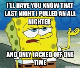 Tough Spongebob Meme - generate a meme using tough spongebob